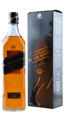 Johnnie Walker  - Black Label - 12 Years -  Blended Scotch Whisky - 0,7 Liter | Johnnie Walker | Schottland