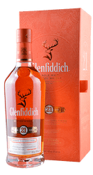 Glenfiddich - 21 Years - Reserva Rum Cask Finish -  Single Malt Scotch Whisky - 0,7 Liter | Glenfiddich | Schottland