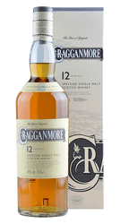 Cragganmore - 12 Years - Speyside Single Malt Scotch Whisky - 0,7 Liter | Cragganmore Distillery | Schottland