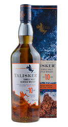Talisker - 10 Years - Isle of Skye -  Single Malt Scotch Whisky - Schottland - 0,7 Liter | Talisker | Schottland