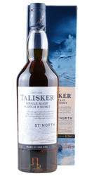Talisker 57° North -  Single Malt Scotch Whisky - Schottland - 0,7 Liter | Talisker | Schottland