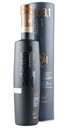 Octomore 08.1 - 167 ppm - Masterclass - 8 Years -  Islay Single Malt Scotch Whisky - 0,7 Liter | Bruichladdich | Schottland