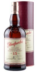 Glenfarclas - 15 Years -  Highland Single Malt Scotch Whisky - 0,7 Liter | Glenfarclas | Schottland