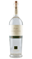Grappa - Chardonnay in Purezza - Trentino - Italien - 0,7 Liter | Marzadro | Italien