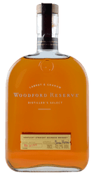 Woodford Reserve - Distiller's Select - Kentucky Straight Bourbon Whiskey - USA - 0,7 Liter | Woodford Reserve Distillery | USA
