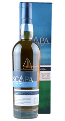 Scapa - Skiren - Single Malt Scotch Whisky - 0,7 Liter | The Scapa Distillery | Schottland