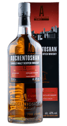Auchentoshan - 12 Years - Single Malt Scotch Whisky  - 0,7 Liter | Auchentoshan Distillery | Schottland