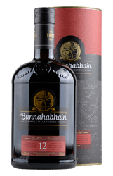 Bunnahabhain - 12 Years -  Islay Single Malt Scotch Whisky - 0,7 Liter | Bunnahabhain Distillery | Schottland