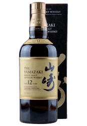 The Yamazaki  - 12 Years -  Single Malt Whisky - Japan - 0,7 Liter | Suntory | Japan