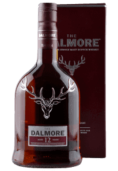 The Dalmore - 12 Years - Highland Single Malt Scotch Whisky - 0,7 Liter | Dalmore | Schottland