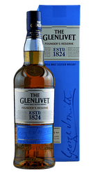 Glenlivet - Founder's Reserve - Single Malt Scotch Whisky - 0,7 Liter | Glenlivet | Schottland