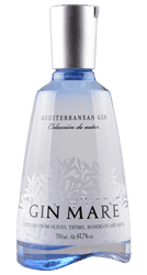 Gin Mare - Mediterranean Gin - Spanien - 0,70 Liter | Gin Mare | Spanien