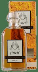 Finch - Schwäbischer Highland Whisky -  Classic - Deutschland - 0,5 Liter | finch Whiskydestillerie | Deutschland
