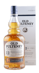 Old Pulteney - 12 Years - Single Malt Scotch Whisky - 0,7 Liter | Pulteney Distillery | Schottland
