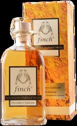 Finch - Schwäbischer Highland Whisky - Destillers Edition 06/15 - Deutschland - 0,5 Liter | finch Whiskydestillerie | Deutschland