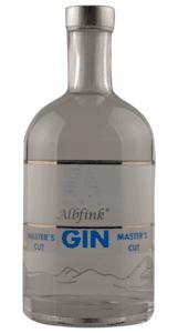 Albfink - Gin - Master's Cut -  Deutschland - 0,5 Liter | finch Whiskydestillerie | Deutschland