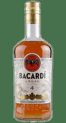 Bacardi - Anejo Cuatro - 4 Years -Puerto Rico - 0,7 Liter | Bacardi | Puerto Rico
