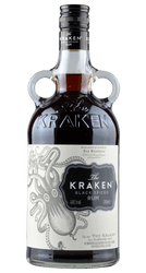The Kraken - Black Spiced -  Trinidad - 0,7 Liter | The Kraken | USA