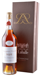 Bas Armagnac - 1977 -  Gascogne - Frankreich -  0,7 Liter | 1977 | Château Laballe | Frankreich