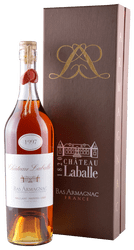 Bas Armagnac - 1997 - Gascogne - Frankreich - 0,7 Liter | 1997 | Château Laballe | Frankreich