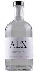 Alx - Dry Gin - Winemakers - Handcrafted -  Baden - Deutschland - 0,5 Liter | Alexander Laible | Deutschland
