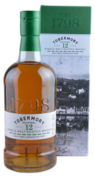 Tobermory - 10 Years -  Single Malt Scotch Whisky - 0,7 Liter | Tobermory | Schottland