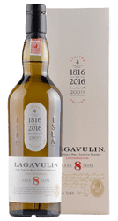 Lagavulin - 8 Years - Islay Single Malt Scotch Whisky  - 0,7 Liter | Lagavulin | Schottland