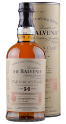 The Balvenie - Caribbean Cask - 14 Years -   Single Malt Scotch Whisky - 0,7 Liter | The Balvenie Distillery | Schottland