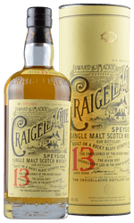 Craigellachie - 13 Years -  Speyside Single Malt Scotch Whisky - 0,7 Liter | Craigellachie Distillery | Schottland
