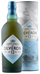 The Deveron - 12 Years - Highland Single Malt Scotch Whisky - 0,7 Liter | Deveron Distillery | Schottland