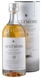 Aultmore - 12 Years - Speyside Single Malt Scotch Whisky - 0,7 Liter | Aultmore Distillery | Schottland