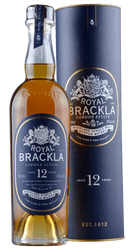 Royal Brackla - 12 Years -  Highland Single Malt Scotch Whisky - 0,7 Liter | Royal Brackla Distillery | Schottland