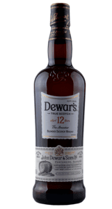 Dewar's - 12 Years -  Blended Scotch Whisky - 0,7 Liter | John Dewar & Sons | Schottland