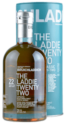 The Laddie Twenty Two - 22 Years -Islay Single Malt Scotch Whisky - 0,7 Liter | Bruichladdich | Schottland
