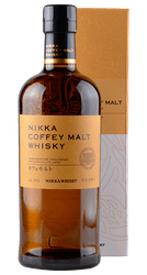Nikka Coffey Malt - Single Grain Whisky - Japan - 0,7 Liter | Nikka Whisky