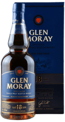 Glen Moray - 18 Years Old -  Single Malt Scotch Whisky - 0,7 Liter | Glen Moray | Schottland
