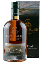 Glenglassaugh - Revival -   Highland Single Malt Scotch Whisky - 0,7 Liter | Glenglassaugh Distillery | Schottland