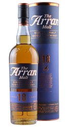 The Arran Malt - 18 Years - Single Malt Scotch Whisky - 0,7 Liter | Arran | Schottland