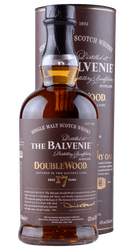 The Balvenie - Doublewood - 17 Years -   Single Malt Scotch Whisky  - 0,7 Liter | The Balvenie Distillery | Schottland