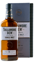 Tullamore Dew - 14 Years - Single Malt - Irish Whiskey - 0,7 Liter | Tullamore Dew | Irland
