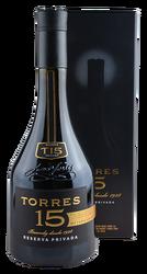 Torres 15 - Reserva Privada - Imperial Brandy - Spanien - 0,7 Liter | Miguel Torres | Spanien