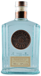 Brooklyn - Handcrafted Gin - Small Batch - USA - 0,7 Liter | Brooklyn Craft Works | USA