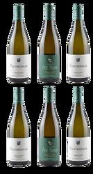 Weinpaket Huber - Chardonnay Alte Reben - Baden - Deutschland | 2018 | Bernhard Huber