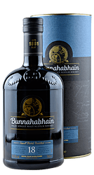 Bunnahabhain - 18 Years -  Islay Single Malt Scotch Whisky - 0,7 Liter | Bunnahabhain Distillery | Schottland