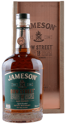 Jameson - Bow Street - 18 Years - Cask Strength - Irish Whiskey - 0,7 Liter | Jameson | Irland