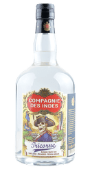Tricorne - Blended White Rum - Frankreich - 0,7 Liter | Compagnie des Indes | Frankreich