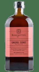 Gingerol Essence  - Sirup - Handcrafted -Rosebottel - Deutschland - 0,5 Liter | Rosebottel | Deutschland