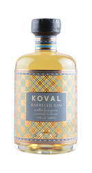 Koval - Barreled Gin - Chicago - USA - 0,5 Liter | Koval | USA