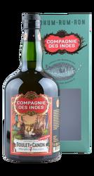 Boulet de Canon No.7  - Spiced Rum -Frankreich - 0,7 Liter | Compagnie des Indes | Frankreich