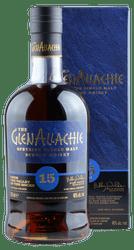 The GlenAllachie - 15 Years - Speyside Single Malt Scotch Whisky - 0,7 Liter   GlenAllachie Distillers   Schottland